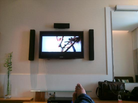 Sayaji Hotel Pune: 5.1 Home thetre with 42 inches LCD TV