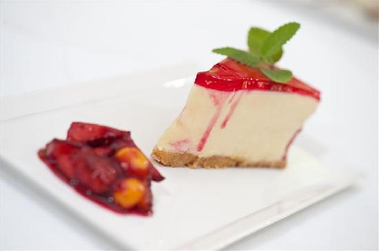 Budmarsh Country Lodge: Desserts from our fine Pastry Chef
