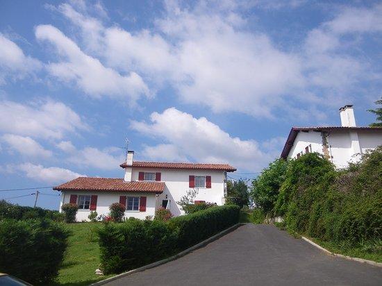 Ainhoa, Francia: maison Ellorrienea