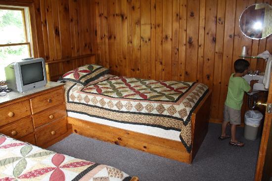 Schulte's Family Lodge: Bedroom #2