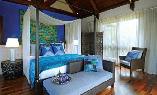 Sankhara Luxury Beach Villa: another bedroom