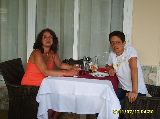 Playa de Palma, สเปน: Diner au resto Oriental