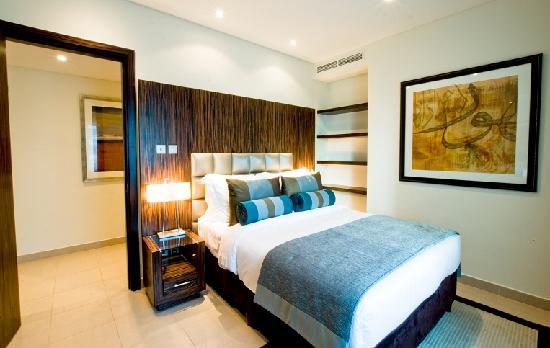 Bonnington Jumeirah Lakes Towers : Three Bedroom Apartment - Guest Bedroom