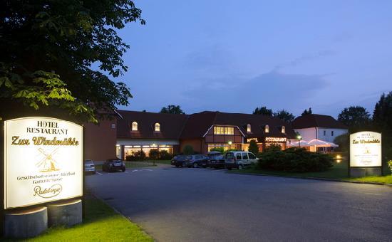 Hotel zur Windmühle: Aussenansicht