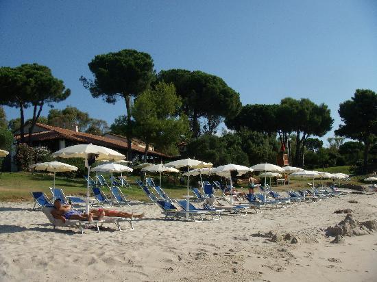 Is Morus Relais: La spiaggia
