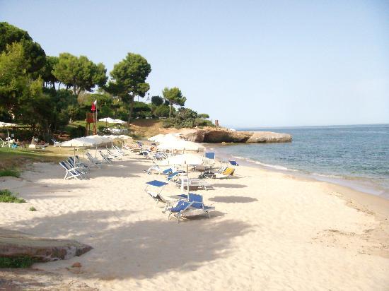 Is Morus Relais : La spiaggia
