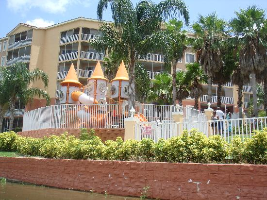 Westgate Town Center Resort & Spa: Resort Play Ground