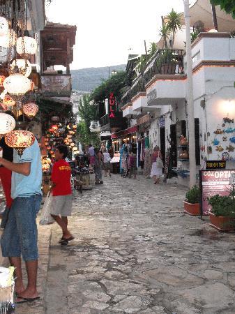 Likya Residence and Spa: In Kalkan Town