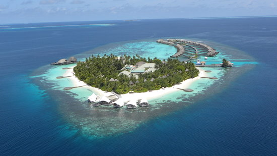 W Retreat & Spa Maldives : Parasailing, WOW!!