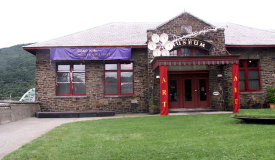 Brattleboro Museum and Art Center: BMAC