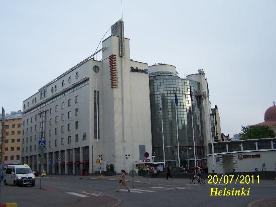 Room Picture Of Radisson Blu Royal Hotel Helsinki