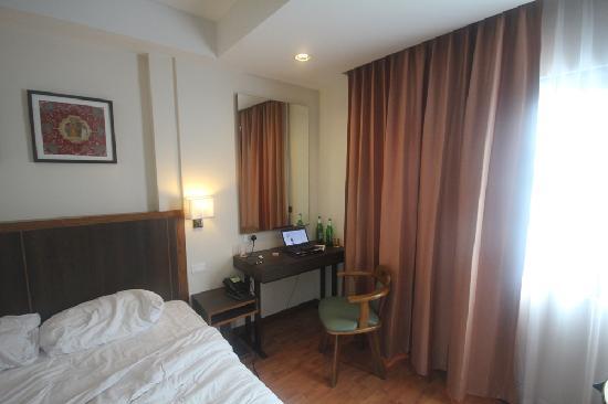 Dynasty Inn: Superior room