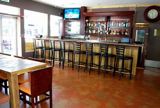 The Grove Spot: Grove Spot Main Bar