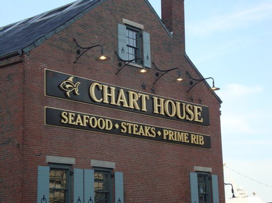 Exterior foto di chart house restaurant boston - Home restaurant normativa ...