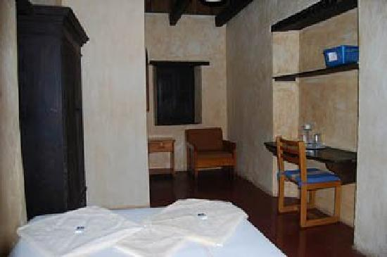Posada del Abuelito: Room #5 with private bath