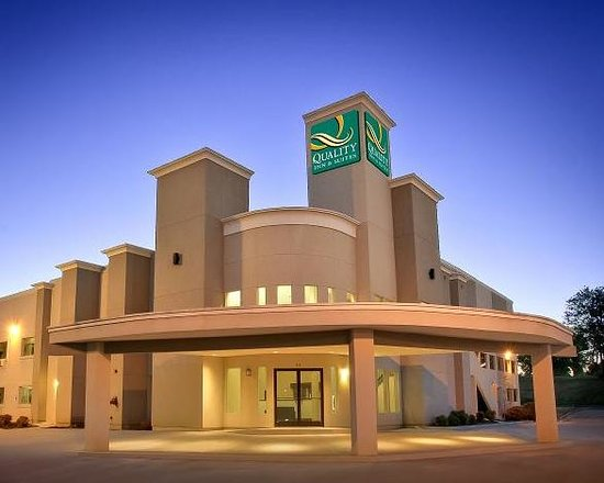 Quality Inn & Suites West Waterpark : Newly Opened Quality Inn & Suites Waterpark Hotel