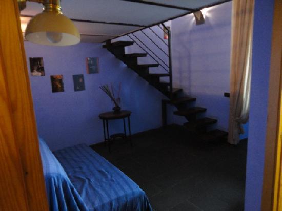 Batis Guest House : lingresso della suite