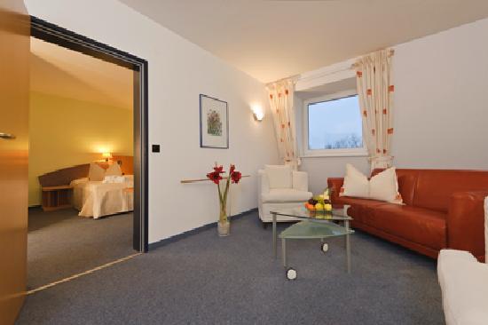 Arvena Kongress Hotel: Double room