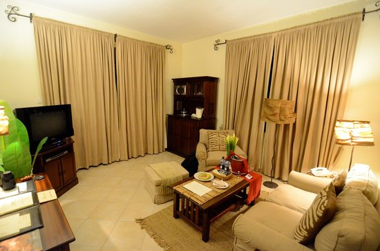 Living room picture of palacina residence suites for Living room ideas kenya