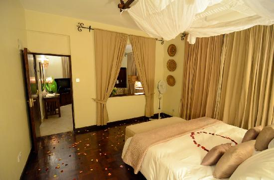 Palacina Residence & Suites: Bedroom