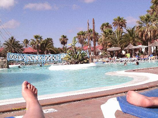 Caybeach Princess: Pool area