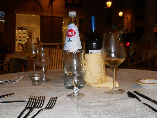 Ristorante La Cicara: vino & atmosfera