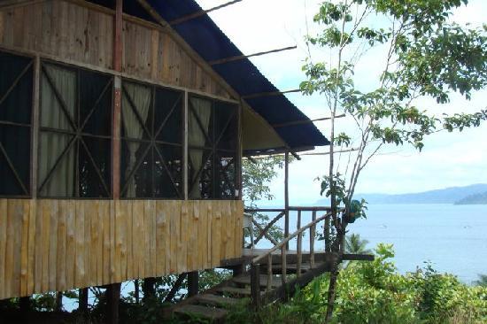 Vista Drake Lodge: Cabina donde nos hospedamos