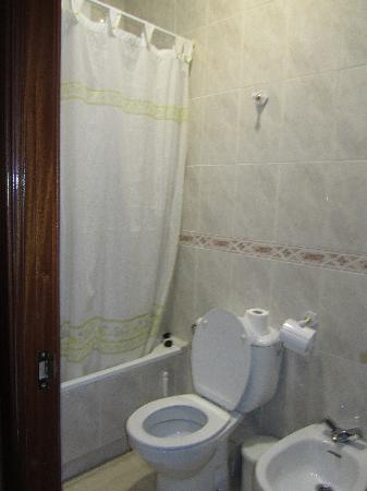 Hostal Atocha Almudena Martin: bagno