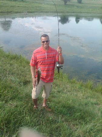 Southern Grace Bed and Breakfast: First Catch on First Cast