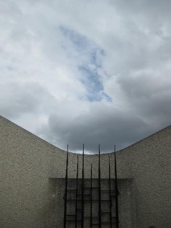 Mémorial des Martyrs de la Déportation : Outside