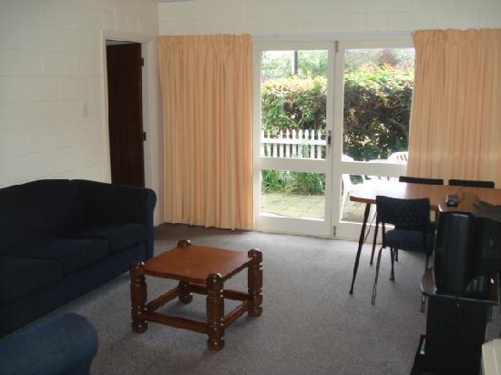 La Rive Akaroa Motel: la rive