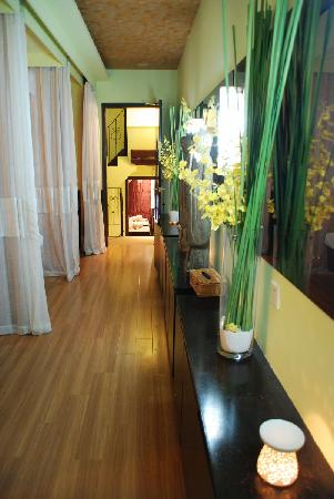 Elements Spa: Tranquil interior
