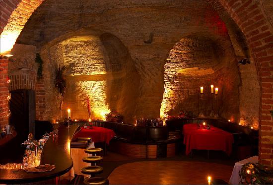 Restaurant Peklo : One of the halls
