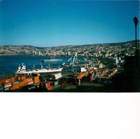Santiago, Chile: Valparaíso, puerto de mi amor...