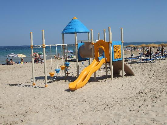 Torre de la Horadada, Spanien: Just for kids!