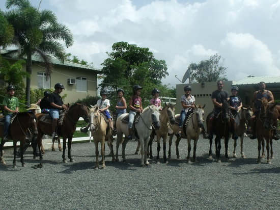 Humacao, Puerto Rico: Our group