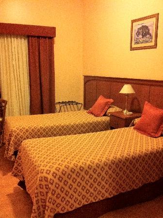 Hotel Cuprum: Habitación