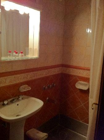 Hotel Cuprum : Baño