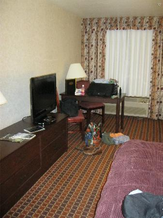 Crystal Inn Hotel & Suites Salt Lake City - Downtown: WBEDルーム