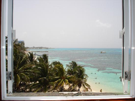 Hotel Lord Pierre: Vista desde la habitación
