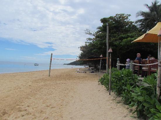 Malolo Island Resort: the beach