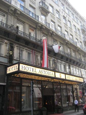 Austria Trend Hotel Astoria Wien Tripadvisor