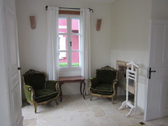 Noche Otel: Salon/living room