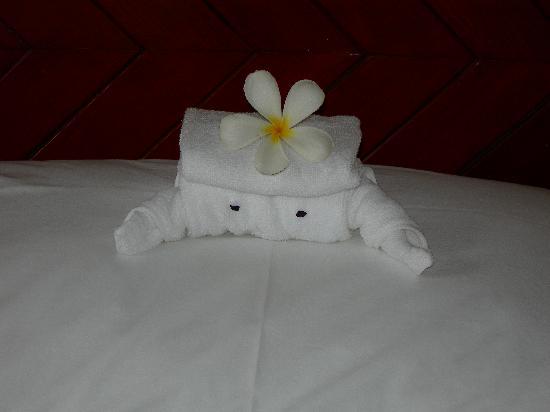 Pacific Club Resort: Towel Creatures