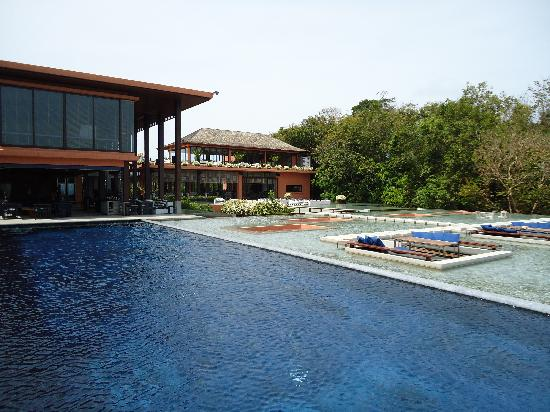 Sri Panwa Phuket Luxury Pool Villa Hotel: Baba Poolclub