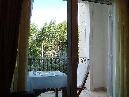 Hotel Villa Vera: Terrace of room