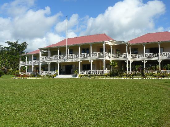 Robert Louis Stevenson Museum: R.L.Stevenson's 'Vailima', Apia, Samoa