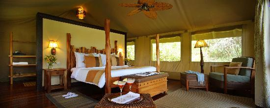 Sarova Mara Game Camp: Sarova Mara Club Tent