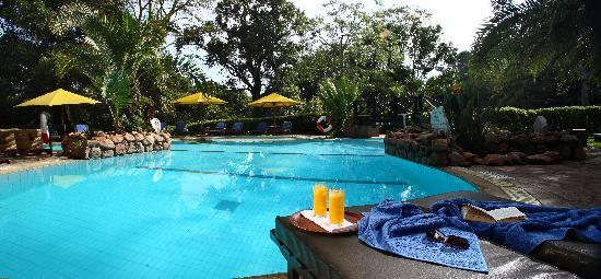 Sarova Mara Game Camp: Sarova Mara Swimming Pool