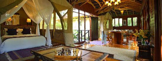 Sarova Mara Game Camp: Sarova Mara Family Tent